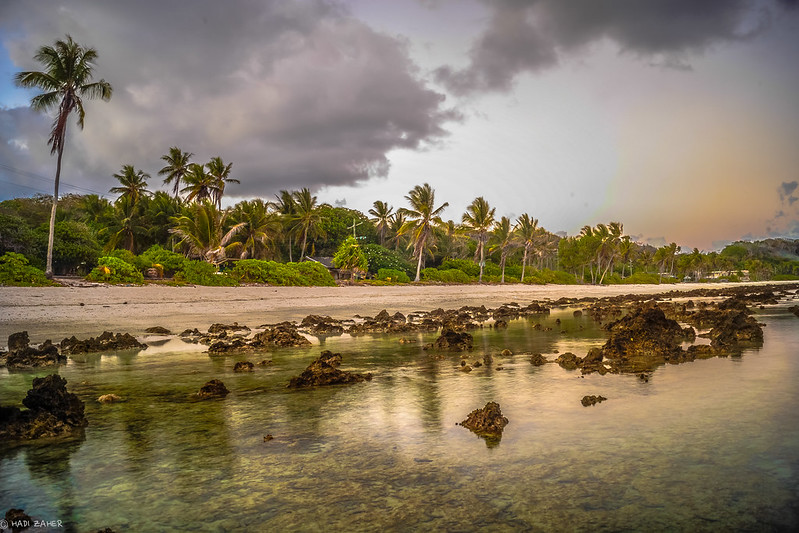 Evening Reflections | Nauru | South Pacific