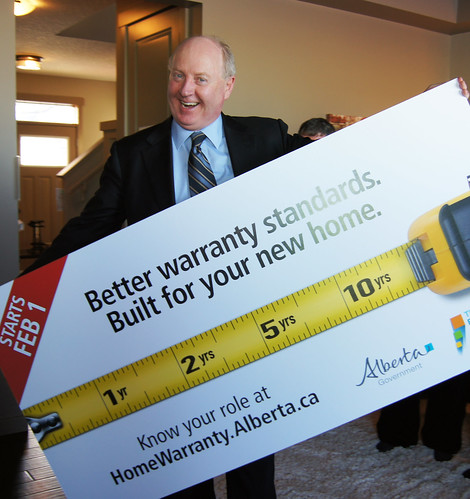 Minister Hughes rolls out Home Warranty