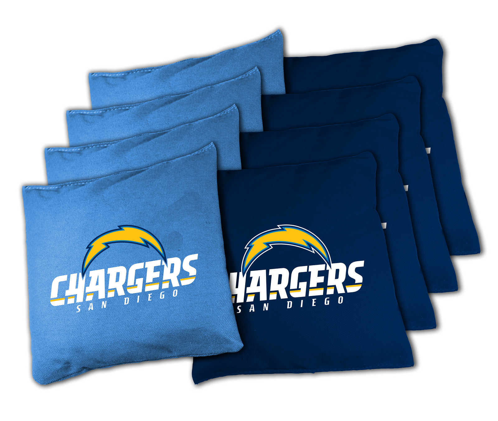 San Diego Chargers Cornhole Bags