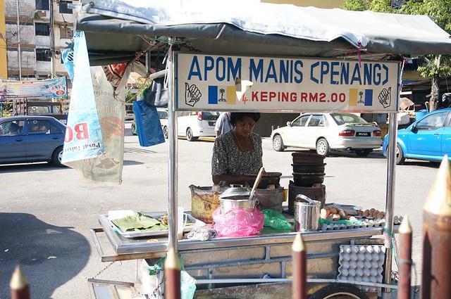 Halal breakfast in Penang Astaka Taman Tun Sardon-035