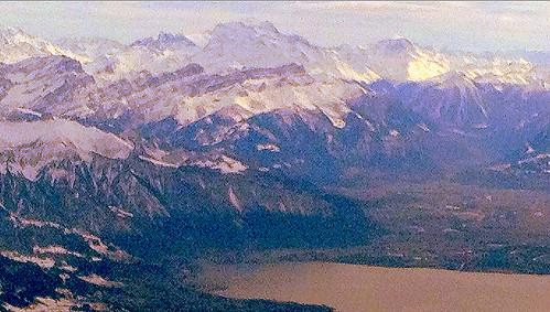 Switzerland by Monet