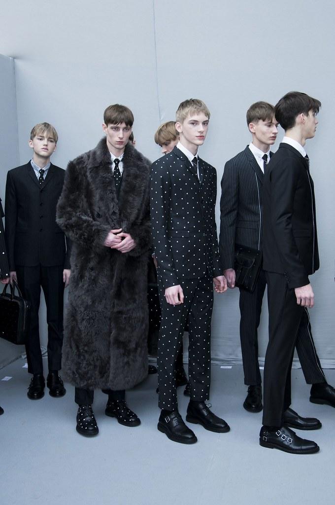 FW14 Paris Dior Homme231_Valerio Schmidt, Laurie Harding, Dominik Sadoch, Frederik Ruegger, Matthieu Gregoire(fashionising.com)