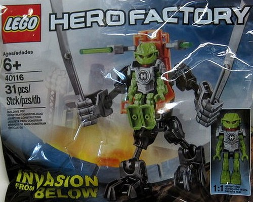 LEGO Hero Factory 40116