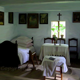 Lublin - Traditional Cottage Room