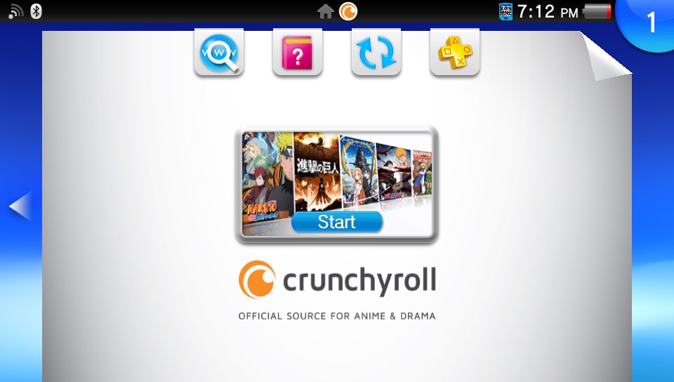 New PS Vita Apps: Hulu Plus, Redbox Instant, Crunchyroll, More | NeoGAF