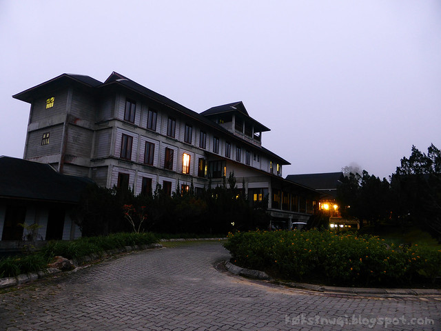 Borneo Highlands Resort Clubhouse