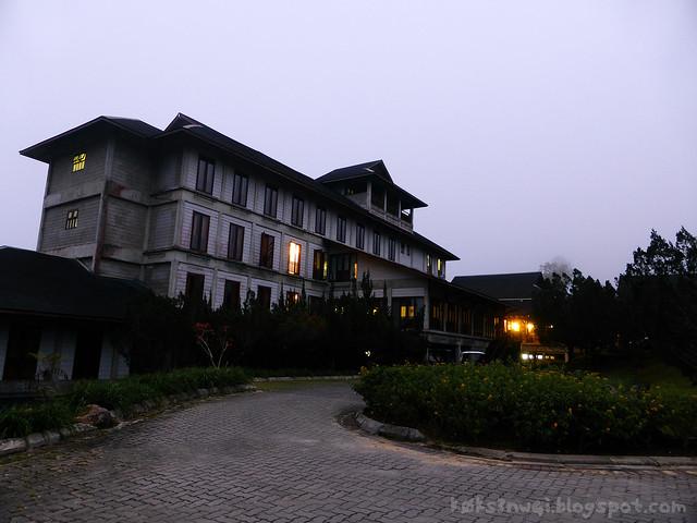 Borneo Highlands Resort Clubhouse