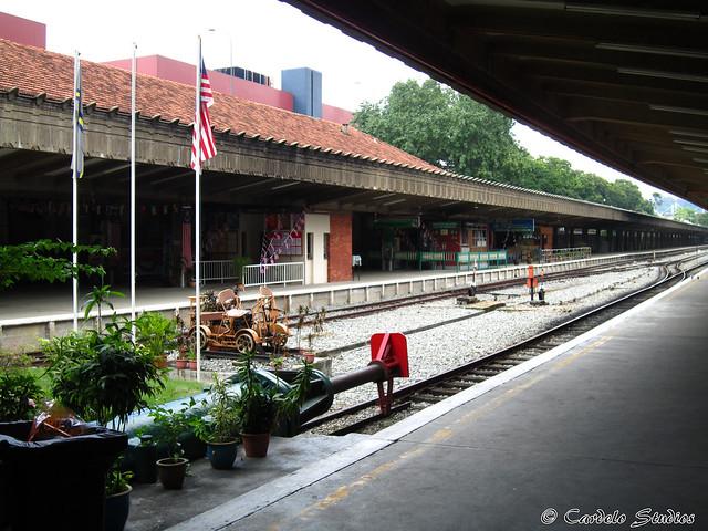 Tanjong Pagar Railway Station 12