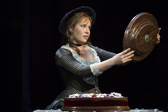 Sonya Yoncheva as Marguerite in Faust, The Royal Opera, © ROH / Bill Cooper 2014