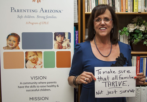 Julie Rosen, Executive Director - Parenting Arizona, A Program of CPLC