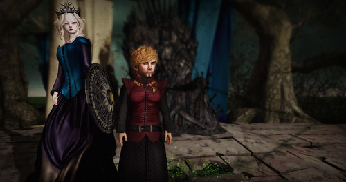 Lady of Westeros and Thyrion - The Secret Affair