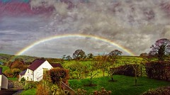 Sliding the rainbow