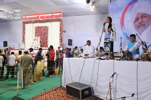 Devotional song by Vanshika Kamla from Pune