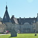 Chateau de Commarin, Burgundy