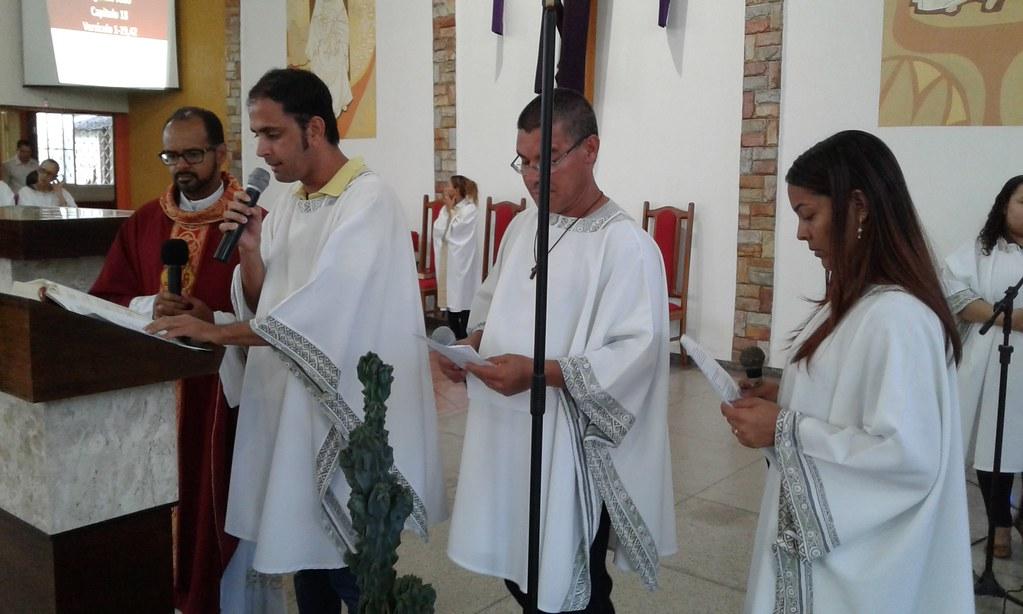 Paixão de Cristo - Beijo da Cruz