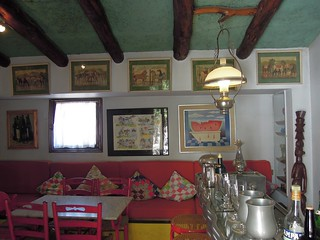 Chile (Santiago) La Chascona is the home-turned-museum of Pablo Neruda