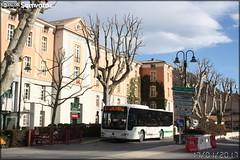 Mercedes-Benz Citaro K - RTUD (Régie des Transports Urbains Dignois) - Photo of Digne-les-Bains
