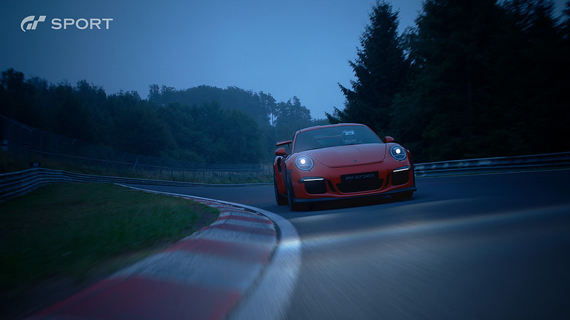 Gran Tursimo Sport Porsche 911 4