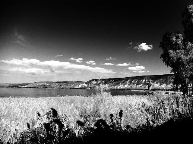 Sea of Galilee - כנרת