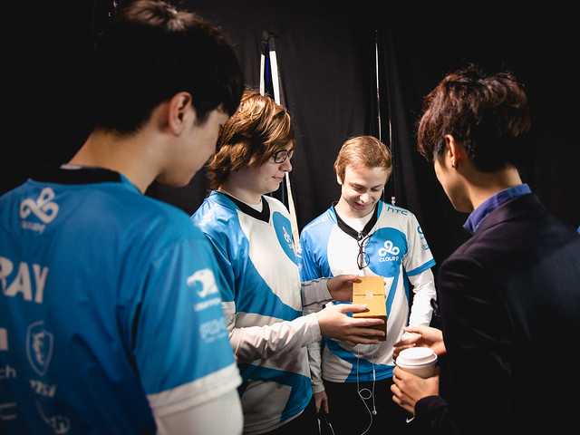 C9 SNEAKY, JENSEN, RAY, AND COACH REAPERED