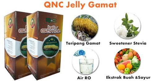 Agen QnC Jelly Gamat Depok