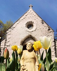 @fathermarquette is loving these Springtime vibes!