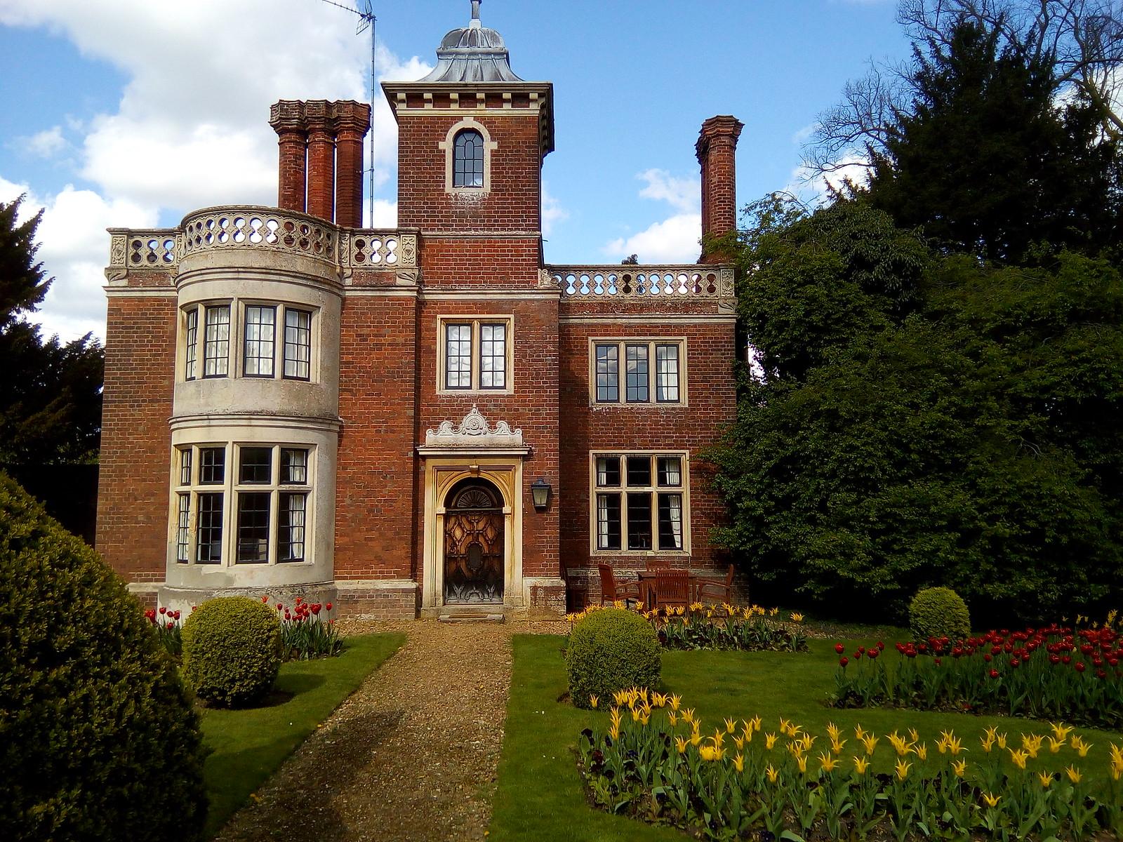 Audley End Gatehouse