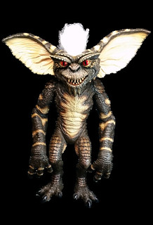 越醜越喜歡!!TRICK OR TREAT STUDIOS 《Gremlins》邪惡小精靈 GREMLINS EVIL STRIPE PUPPET PROP