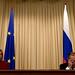 Совместная пресс-конференция Федерики Могерини, Верховного Представителя ЕС по иностранным делам и политике безопасности и Заместителя Председателя Европейской Комиссии, с Сергеем Лавровым, Министром иностранных дел Российской Федерации