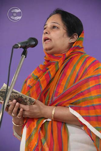 Devotional song by Mini Tarun from Pune, Maharashtra