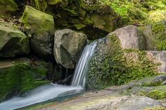 Little waterfall ...