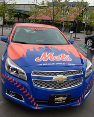 Mets Chevy (front view)