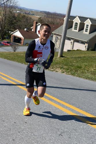 Garden Spot Village Marathon 2013