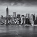 Manhattan from the sky by Littlepois Photographie