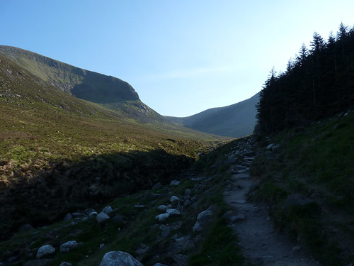donard valley shadows