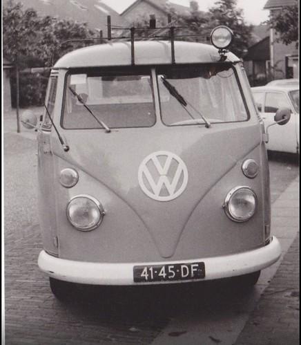 41-45-DF Volkswagen Transporter kombi 1967