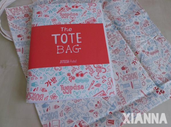 The Tote Bag book by Jitesh Patel
