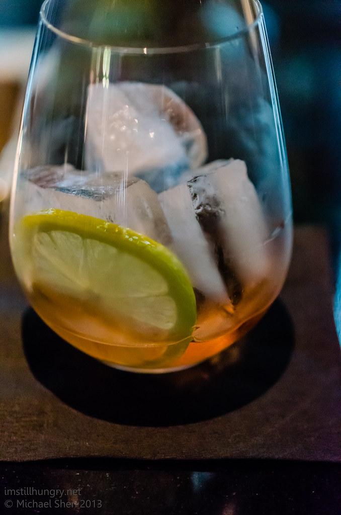 Momofuku cocktail