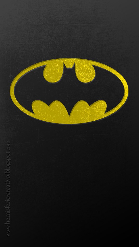 eb52b51ed42 Wallpaper para iPhone5 - Batman | Wallpaper para iPhone 5 64… | Flickr