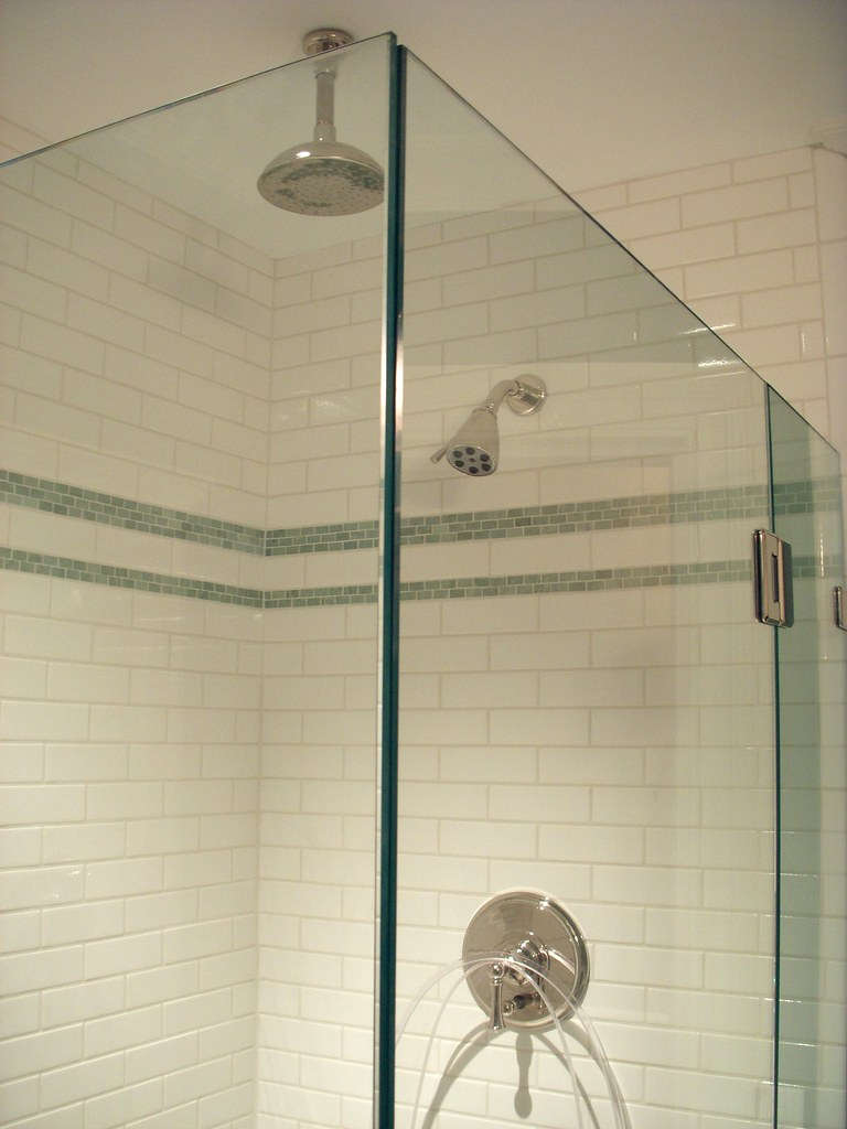 Can Rain Shower Heads Actually Be Too Big? - Old Town Home
