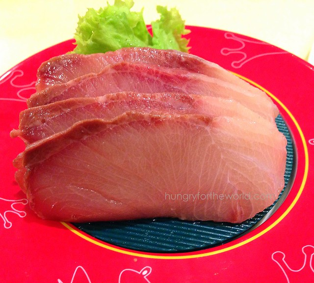 hamachi at sakae sushi, northpoint