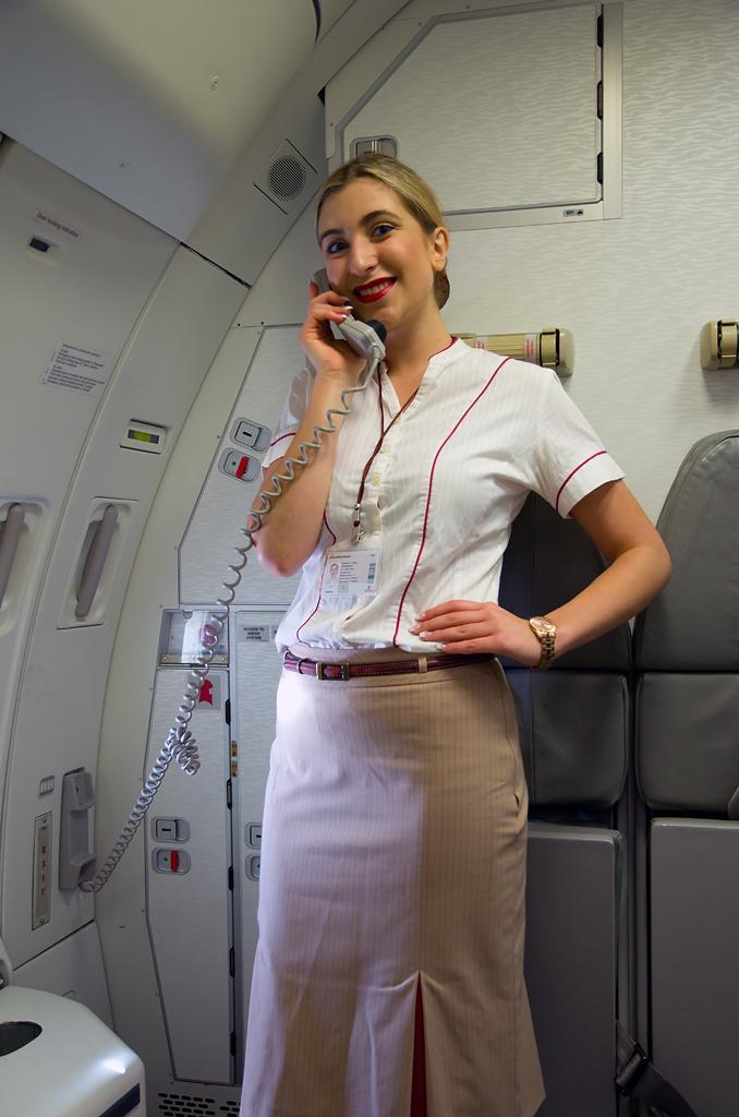 Emirates airline hostess arab scandal 10