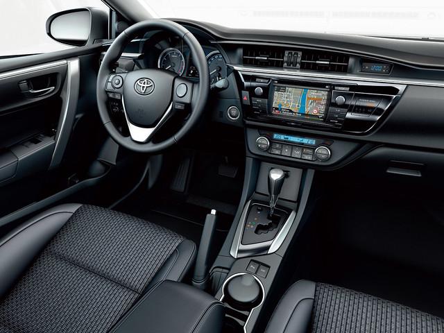 Toyota Corolla 2013 Interior Explore Toyota Motor Europe 39 S Flickr Photo Sharing