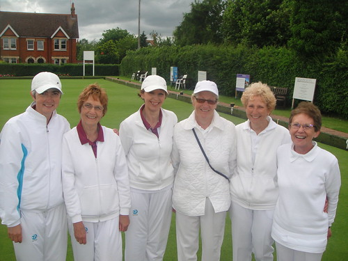 Ladies Triples Qualifiers 2013