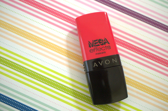 Mascara Monday: Avon Mega Effects mascara