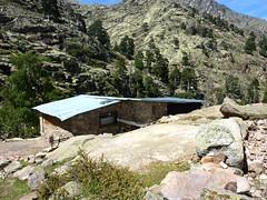 Sentier de Radule : la première bergerie