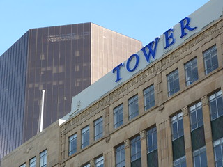Tower Corporation Building, Wellington