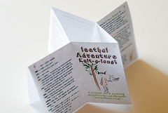 How to fold the Adventure KAL booklets - 10
