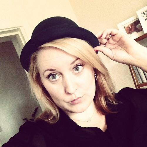 Bär tydligen hatt idag.