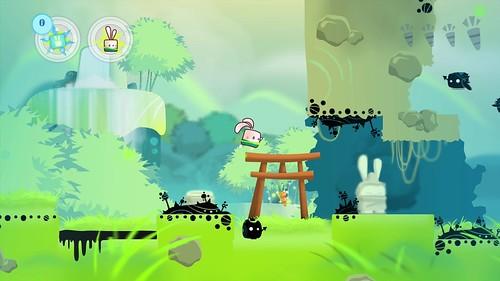 kung fu rabbit ps vita